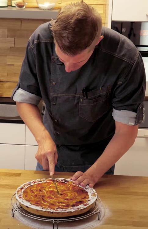 UrDinkel Aprikosen Kuchen