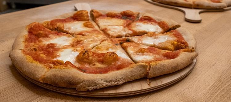 La pizza integrale di Giovanni Zinna