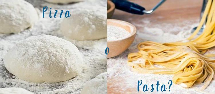 Pizza o Pasta...voi cosa preferite?