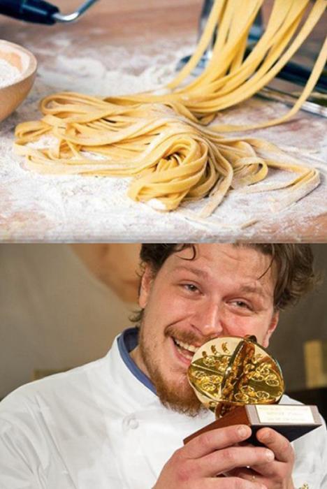 Pasta fresca: impara dai campioni!