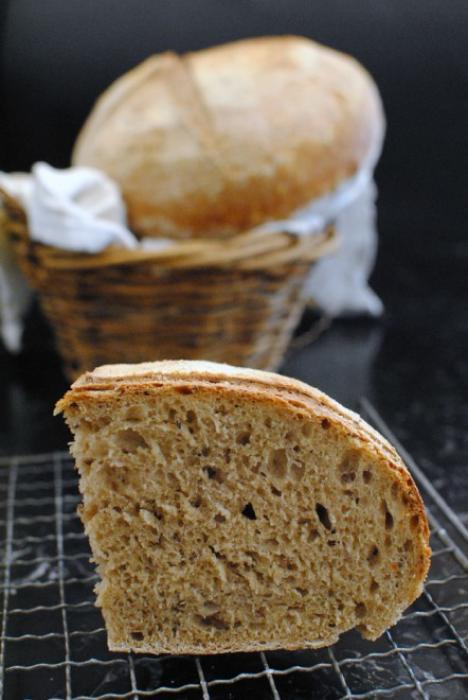 Il pane integrale