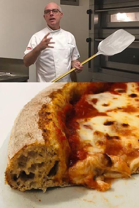 La pizza integrale