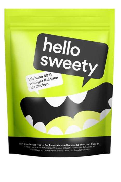 Hello sweety - lo zucchero del futuro!
