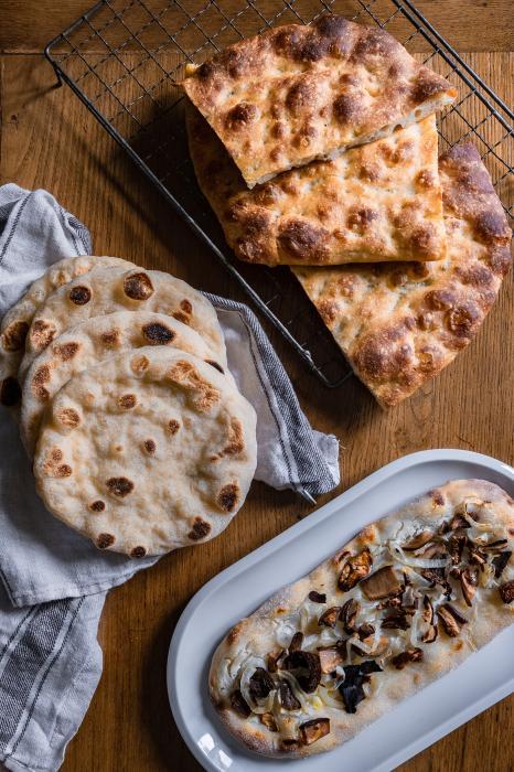 Farina Pizza Soja