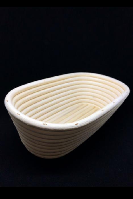 Gärkorb ovale Form