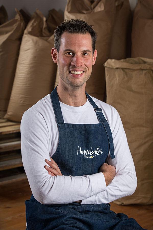 Alessandro - Team Homebaker
